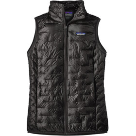 Patagonia Micro Puff Chaleco Mujer, black